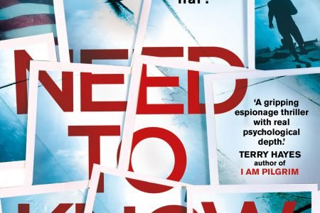 "Book Review – ""Need to Know"" by Karen Cleveland"