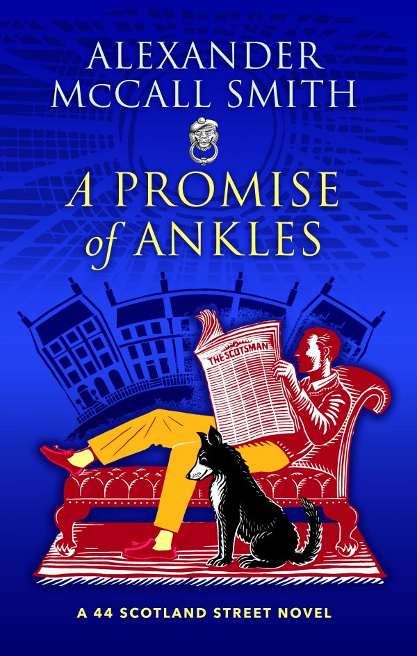 A Promise of Ankles front cover