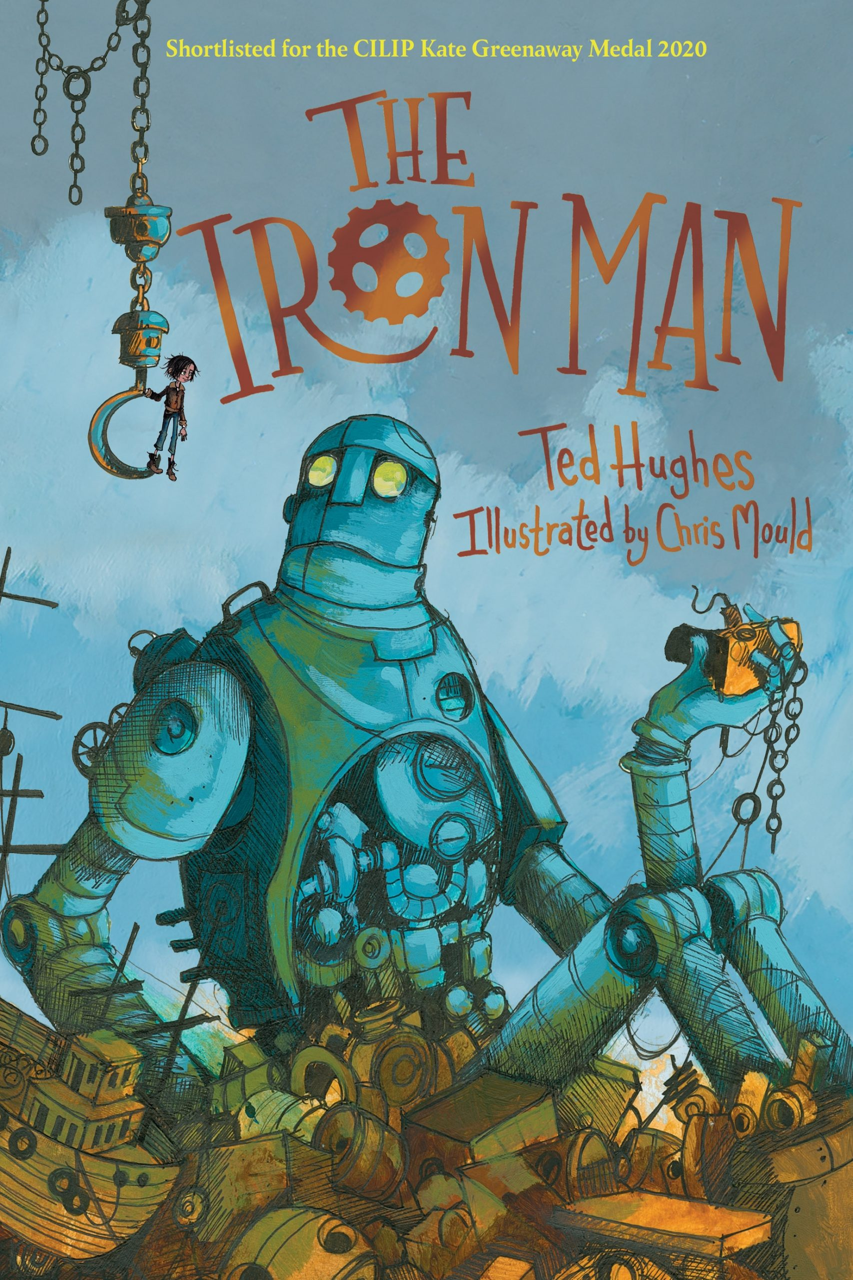 kid's review the iron man  books up north