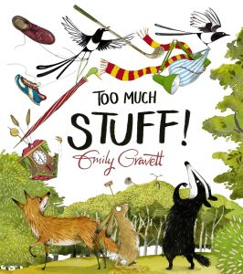 Too Much Stuff front cover