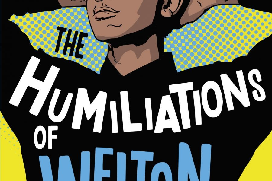 Kid's Book Review: The Humiliations of Welton Blake