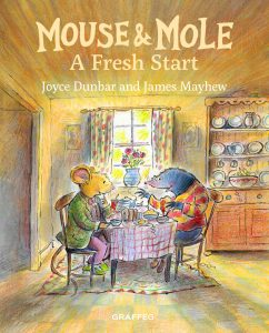 Kid's Book Review: Mouse and Mole – A Fresh Start