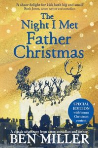 Kid's Book Review: The Night I Met Father Christmas
