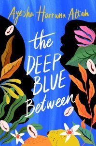 Kid's Book Review: The Deep Blue Between