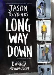 Kid's Book Review: Long Way Down