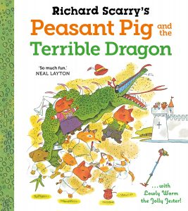 Kid's Book Review: Peasant Pig and the Terrible Dragon