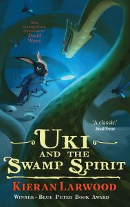 Kid's Book Review: Uki and the Swamp Spirit