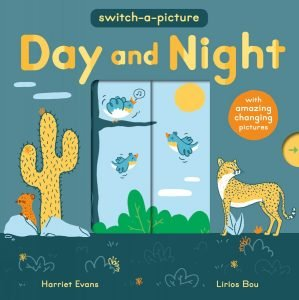 Kid's Book Review: Day and Night