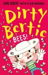 Kid's Book Review: Dirty Bertie Bees!