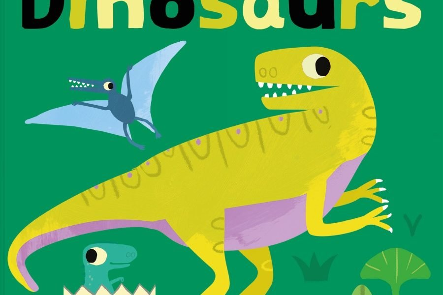 Kid's Book Review: Dinosaurs