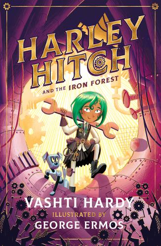 Kid's Book Review: Harley Hitch