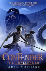 Kid's Book Review: Contender – The Challenger