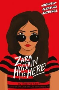 Kid's Book Review: Zara Hossain is Here