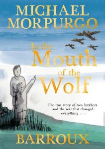 Kid's Book Review: In the Mouth of the Wolf