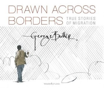 Kid's Book Review: Drawn Across Borders