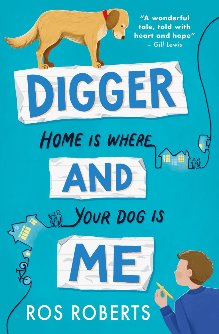 Digger and Me cover