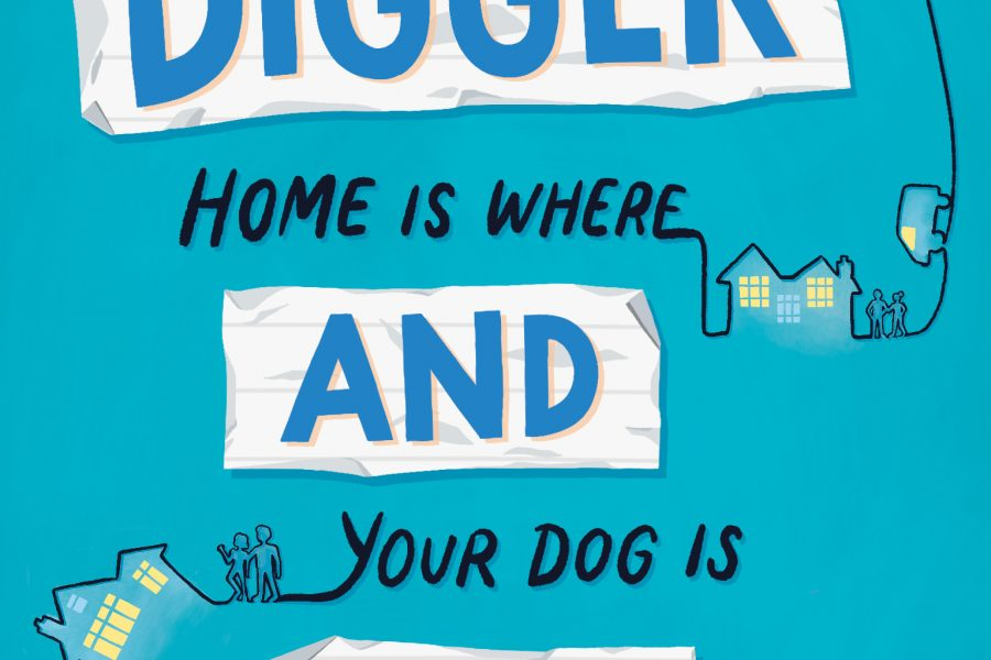 Kid's Book Review: Digger and Me