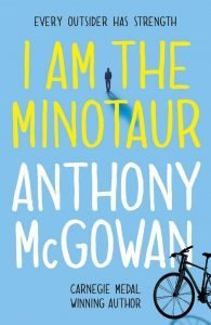 Kid's Book Review: I Am The Minotaur