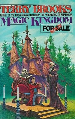 Magic Kingdom for Sale cover