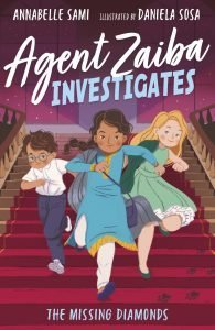 Kid's Book Review: Agent Zaiba Investigates The Missing Diamonds