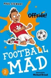 Kid's Book Review: Offside!