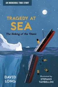 Kid's Book Review: Tragedy at Sea