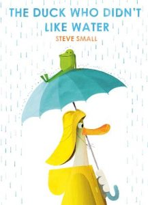 Kid's Book Review: The Duck Who Didn't Like Water