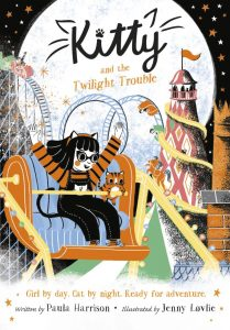 Kid's Book Review: Kitty and the Twilight Trouble