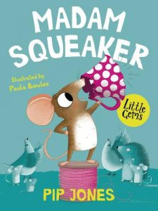 Kid's Book Review: Madame Squeaker