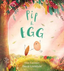 Kid's Book Review: Pip & Egg