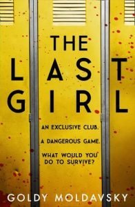 Kid's Book Review: The Last Girl