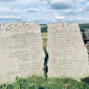 The Dew Stones(4th Stanza Stone)